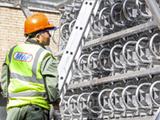 Отгружен кислородный испаритель MV&F для металлургов
