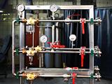 Отгрузка газового  щита