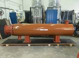 Отгрузка двух взрывозащищенных электрических нагревателей большой мощности